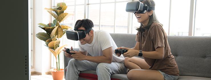 Game Translation - VR
