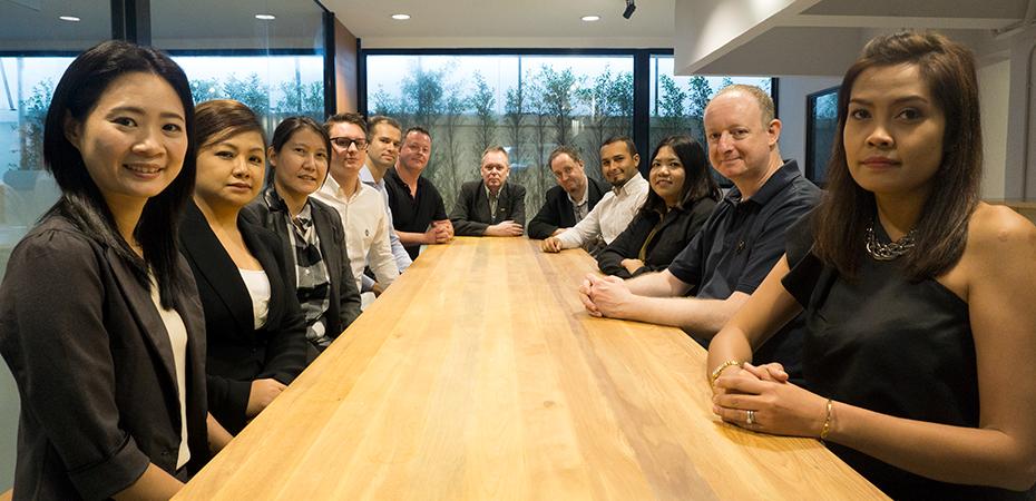 Andovar Management Team