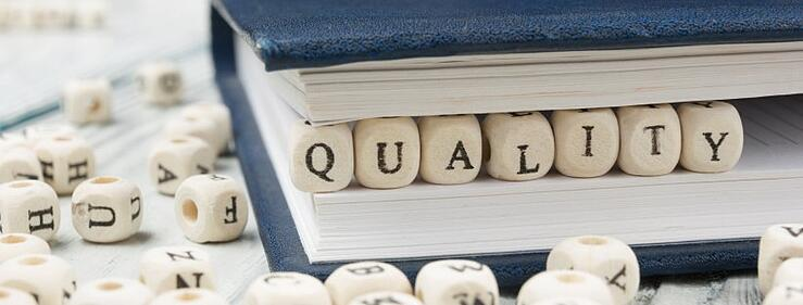Quality in writing should never be neglected, localized or otherwise