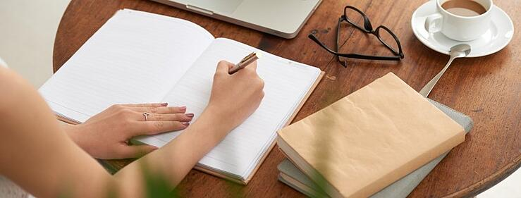 A script is being rewritten so that it can be optimally translated.